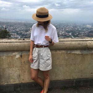 Vintage Gap High-Waisted Shorts